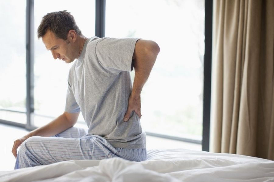 Диагнозы спины