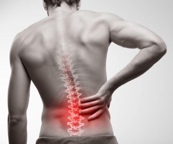 симптомы боли в спине
