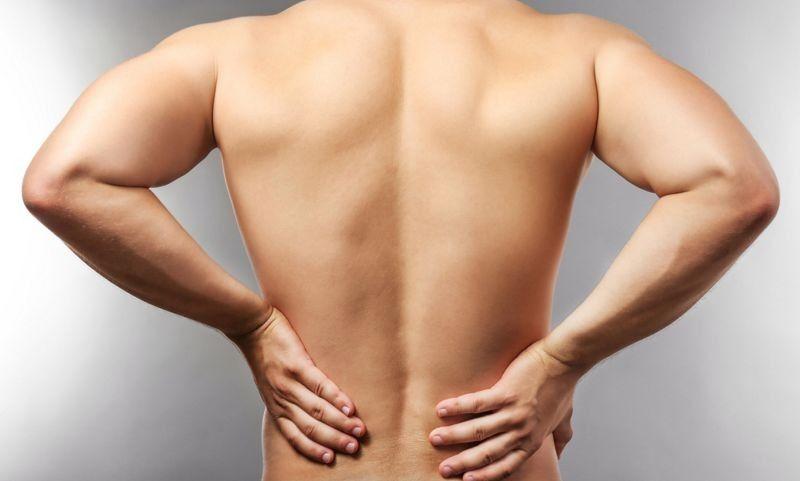 Спинные боли