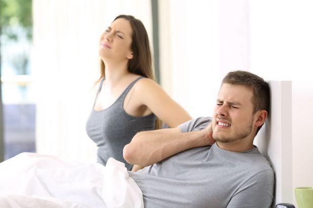 Поясничный остеохондроз часто осложняется: