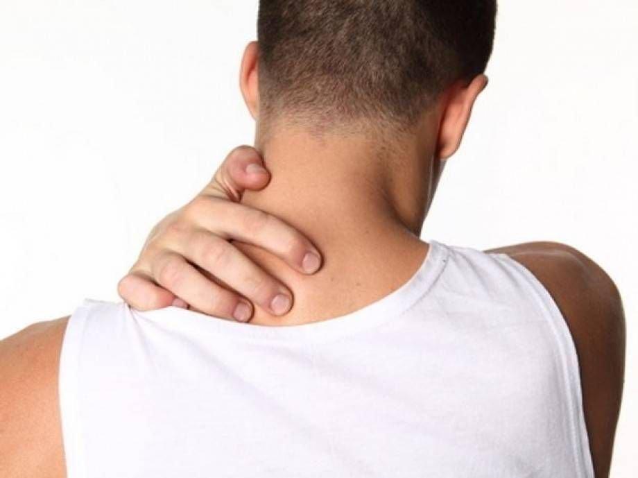 Что делать если продуло шею и болит