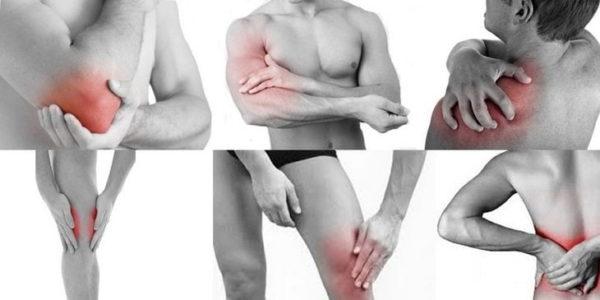 Мигрирующие боли в мышцах и суставах ломающие суставы приёмы
