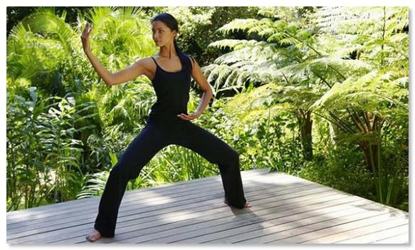 Комплекс гимнастики Цигун для лечения позвоночника и суставов