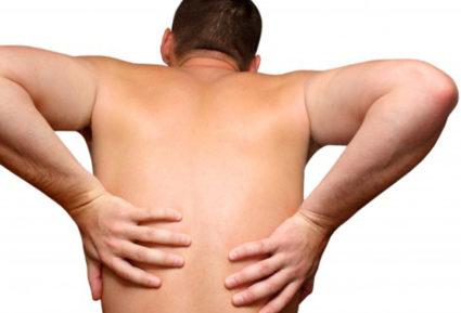 Левый бок со стороны спины болит