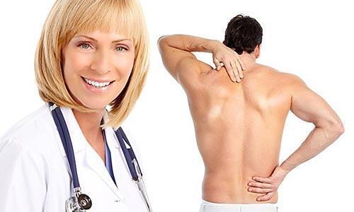 К какому врачу со спиной