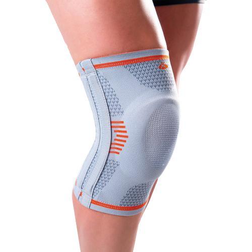 Наколенники для фиксации коленного сустава во время тренировок: как выбрать и как определить размер{q}
