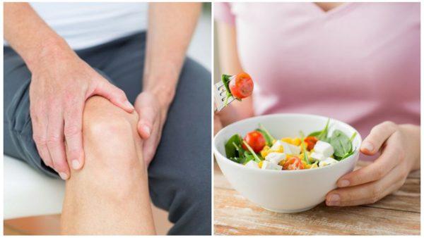 Питание при остеоартрозе коленного сустава у женщин среднего возраста