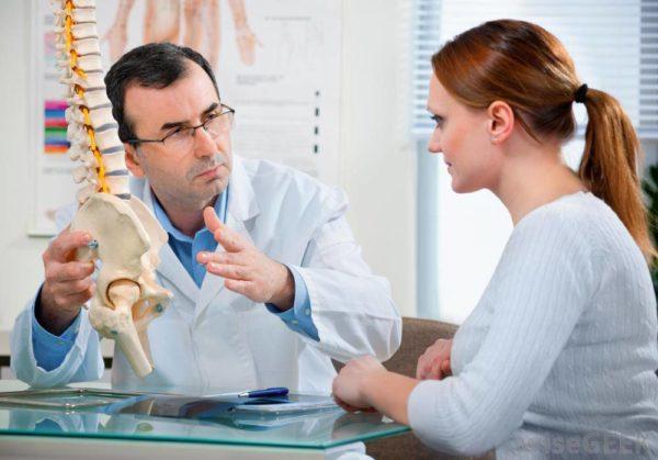 Какой врач занимается переломами позвоночника