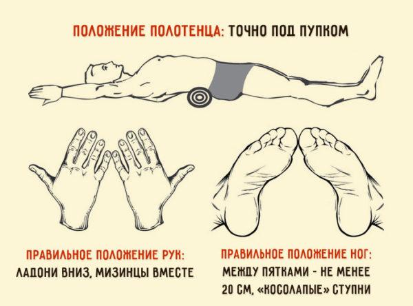 Как выпрямить грудной отдел позвоночника