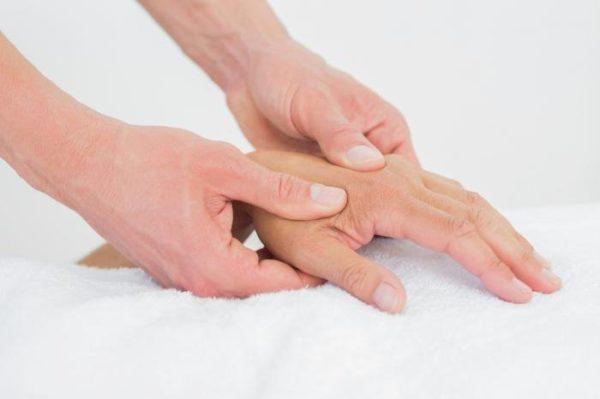 Онемение пальцев рук после перелома