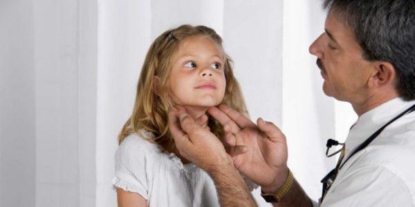 Миозит шеи у ребенка - лечение